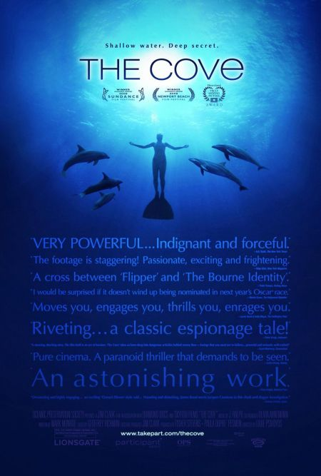 The Cove - Film Poster